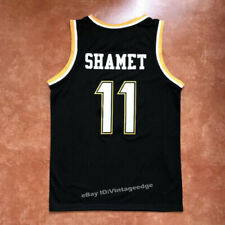 Vintage Landry Shamet #11 Wichita Basketball Jerseys Sewn Custom Any Names