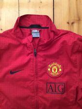 Manchester united jacket nike jersey jacke no shirt trikot vintage giacca