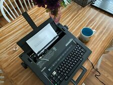 Brother Compactronic 300M Electronic Typewriter Tested And Working!