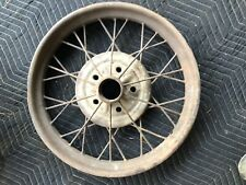 "Ford Model A Wire Wheel 21"" 1928 1929"