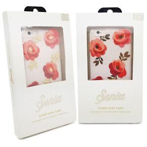Sonix CLEAR COAT Shock Absorbent Slim Case Cover iPhone 6 Plus & 6s Plus Rosalie