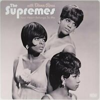 THE SUPREMES WITH DIANA ROSS - YOUR HEART BELONGS TO ME [CD]