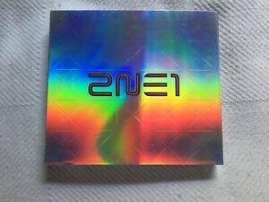 RARE OOP 2NE1 First Mini Album Self Titled CD/DVD