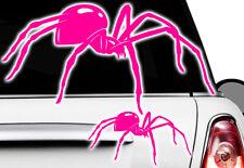 1x Spider Spinnen Autoaufkleber Seitenaufkleber 15cm Tuning SpiMan Tribal Tattoo