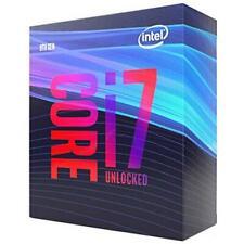 Intel Core i7-9700K 3,6 GHz Octa-Core (BX80684I79700K) Processore
