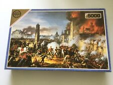 5000 Piece Falcon Deluxe Jigsaw The Attack & Taking Of Ratisbon No 3154 Supreme