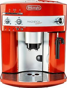 DE'LONGHI Kaffeevollautomat Magnifica ESAM3240.O Milchaufschäumdüse orange