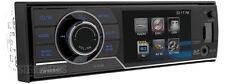 "FARENHEIT TI-344 IN-DASH CAR DVD/MP3/CD PLAYER 3.4"" LCD MONITOR USB AUX STEREO"