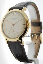 Patek Philippe 37mm Calatrava 2458 18K Gold Vintage Mens Watch Fancy Lugs! 2458J
