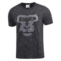 Mens T-shirt Money Clothing Ape Face Designers Tee Top