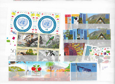 2001 MNH UNO New York year complete postfris**