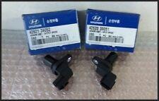 OEM Genuine Input Output Speed Sensor 2p/set For Hyundai Tucson 2.0L (04~2006)