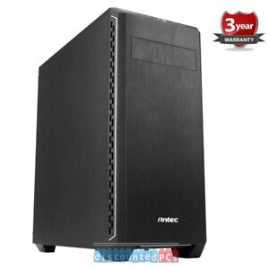 AMD Ryzen 7 3700x Eight Core 3.7GHz Trading PC Computer -Supports 4 screens up93