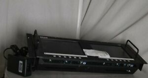 Marshall V-R82P V-R82-P Dual Panel LCD Monitor Video SEE NOTES