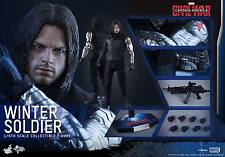 Hot Toys Marvel Civil War Winter Soldat 1 6