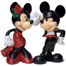 Enesco MICKEY AND MINNIE PASO DOBLE 4022353 Disney Showcase Collection