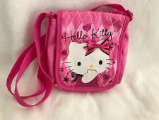 Hello Kitty GIRLS Handbags (2 bags) 1 pink, 1 black multi-Shoulder/cross body