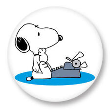 Magnet Aimant Frigo Ø38mm BD Dessin Animé Cartoon Peanuts Snoopy dog