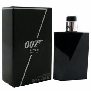James Bond 007 Seven Intense 75 ml Eau de Parfum EDP