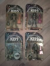 KISS PSYCHO CIRCUS: TOUR EDITIONS Action Figures 1999