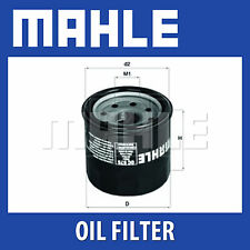 MAHLE Motorbike Oil Filter OC575 for Various Motorcycles - Single
