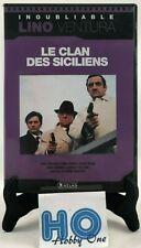 DVD - Lino VENTURA - Le clan des siciliens - Jean GABIN / Alain DELON