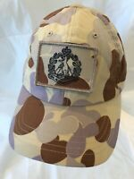 Army Australian Auscam DPDU Operator Cap with RAR Skippy Patch