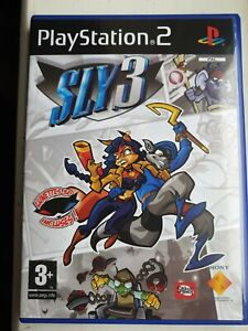 Sly 3: Honor Among Thieves - PS2 Francaise Edition [New BUT NOT Sealed]