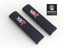 Richbrook « oficiales » Vauxhall Vxr cinturón Hombreras / Negro arnés acolchado