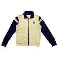 Sergio Tacchini Wool Track Jacket   Vintage 70s Sportswear Retro Designer VTG