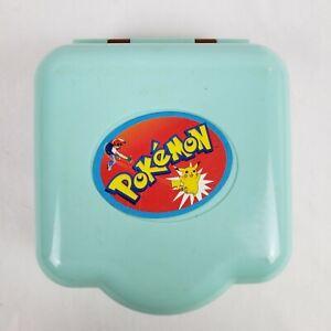 Tomy Nintendo Pokemon Polly Pocket Blue Forest Play Toy Set Slide 1997