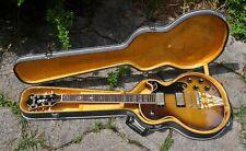 1976 Vintage Ibanez Custom Agent 2405 Tobacco Sunburst w/Original Case