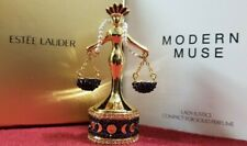 "Estee Lauder Solid Perfume Compact 2019 ""Lady Justice"" MIBB -Ships International"