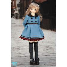 NEW Volks HTD kyoto 11 Limited Super Dollfie Outfit Mini Retro Coat Set