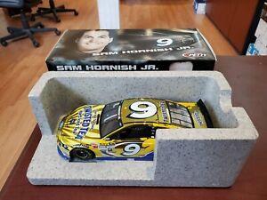 Rare 2015 Sam Hornish Jr. #9 Twisted Tea Chrome 1:24 NASCAR Action MIB #80/96