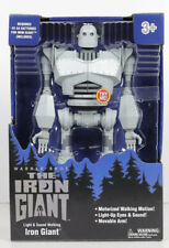 Warner Bros The Iron Giant 14-inch Light and Sound Walking New Toy Robot