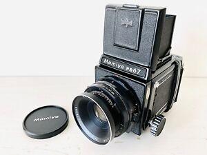 Mamiya RB67 Pro [ Professional ] w/ Mamiya Sekor 127mm f3.8 / Please Read
