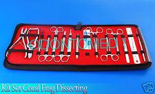 Kit Set Coral Frag Dissecting Fragging Propogation Reef Hard Soft Coral,DL-001