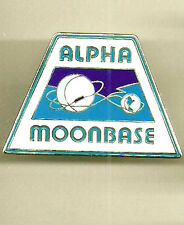 "Space:1999 Moonbase Alpha Enamel/Metal Pin- 1.75""- FREE S&H (SPPI-002)"