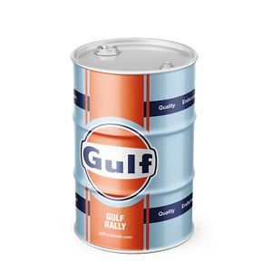 Gulf Race Fuels - Rally 102 (50 Litre Drum)