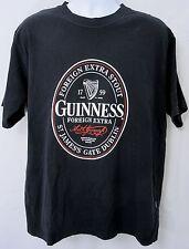 Official GUINNESS Foreign Extra Stout 1759 St. James Gate Dublin Black T-Shirt