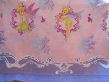 Disney Tinkerbell Bedding Twin Sheets Flat and Fitted