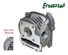 Zylinderkopf komplett inkl. Ventile ohne SLS GY6 50ccm 139QM Chinaroller