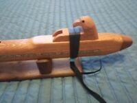 Native American Flute - Lacewood  Key of D - Handmade - High Quality