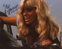 JOY HARMON SIGNED 8x10 PHOTO CAR WASHING GIRL LUCILLE COOL HAND LUKE BECKETT BAS
