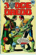 Judge Dredd # 2 (Brian Bolland) (Eagle Comics USA, 1983)