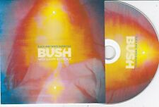 BUSH BLACK AND WHITE RAINBOWS RARE 15 TRACK PROMO CD [GAVIN ROSSDALE]