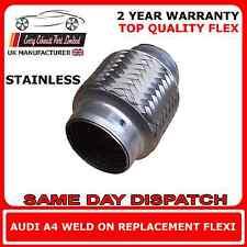 AUDI A4 1.8T 2000-2002 Escape Reparación Flexible Cable repuesto para Delante