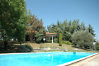 Villa with pool in the Piedmont countryside, Northern Italy