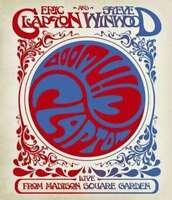 Eric Clapton And Steve Winwood - Live From Madison Cuadrado Garde Nuevo Blu-Ray